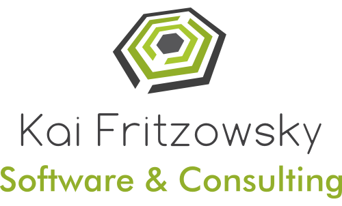 Logo of Kai Fritzowsky Software & Consulting